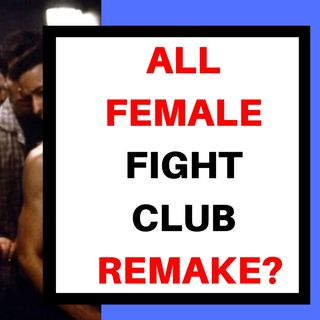 ALL FEMALE FIGHT CLUB - WORST FEMINIST IDEA YET!