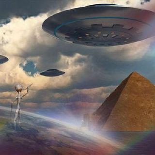 UFO Buster Radio News - 184: KGB Advised Egyptian Pyramids Are Of Alien Origin