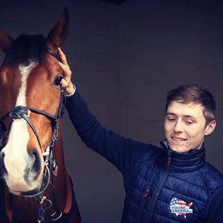 Niall Houlihan, Young Dungarvan Jockey, ON THE BALL Mon. Feb. 1st
