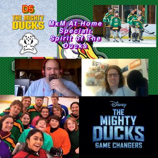 Special: Spirit of the Ducks (Special Guest: Tierney Steele Callaghan)