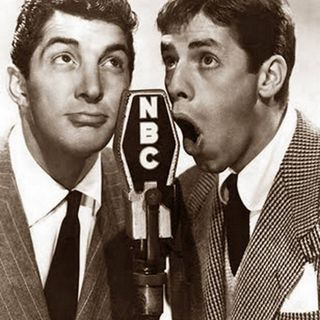 Classic Radio Theater for April 3, 2021 Hour 1 - Dean and Jerry's first Radio Show.