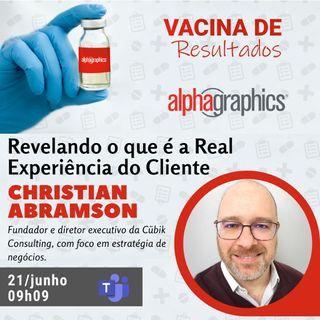 Vacina de Resultados AlphaGraphics #011