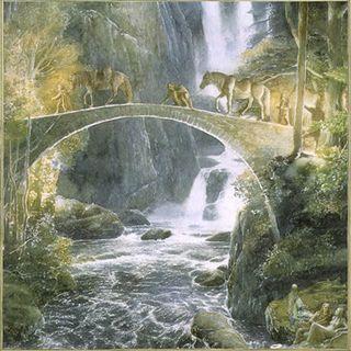 Lo Hobbit 3. Un breve riposo
