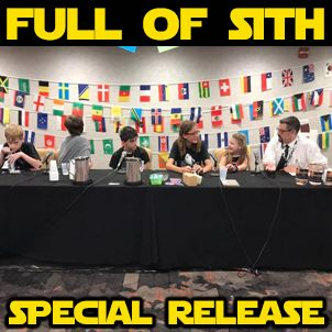 Special Release: Kids Talk Star Wars