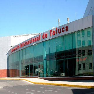 Aeropuerto Internacional de Toluca abre módulo de pruebas covid