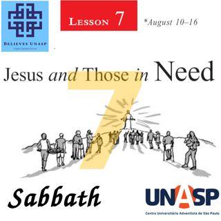 Sabbath School Aug-10 Sabbath