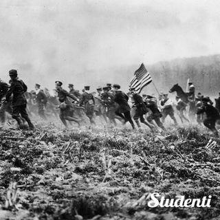 Storia - Prima guerra mondiale: il ruolo di Russia e Stati Uniti