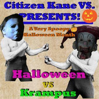 Halloween vs Krampus: A Spooptacular Halloween Month