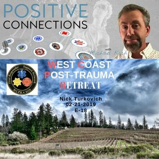 Restoring Hope: West Coast Post-Trauma Retreat: Nick Turkovich WCPR: First Responder Support Network