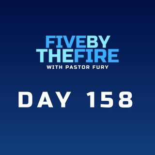 Day 158 - Persistent or Stubborn?