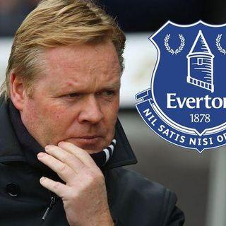 MANAGER WATCH: Ronald Koemen & Everton FC