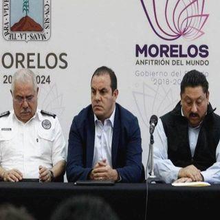 Tras balacera, Cuauhtémoc Blanco quiere a la Guardia Nacional