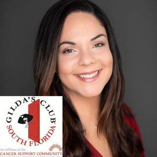 Vanessa Seltzer of Gildas Club South Florida