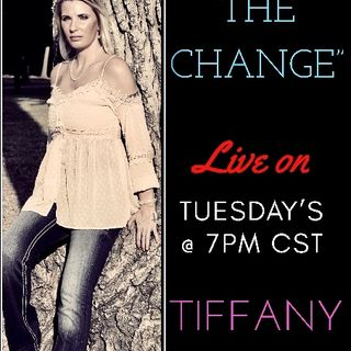 "LIVE ""Be The Change"" with Tiffany H. Lewis"