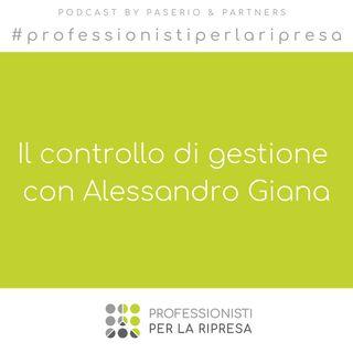 Il controllo di gestione con Alessandro Giana