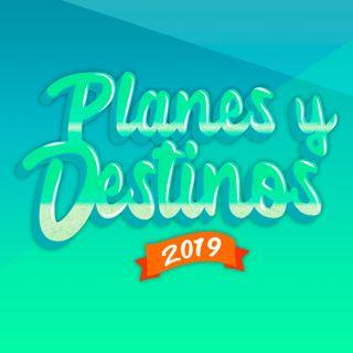 Trailer Planes y destinos