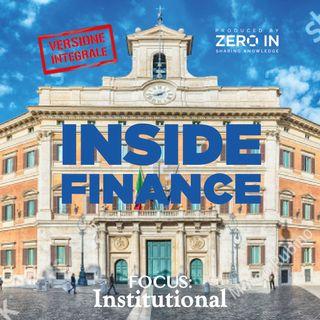 EXT - Giorgio GOBBI, Direttore Banca d'Italia Milano. Commenti alle Considerazioni Finali del Governatore Visco