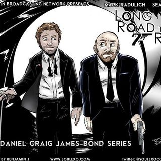 Long Road to Ruin: Daniel Craig James Bond Series