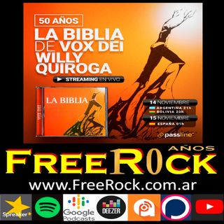 FR WILLY QUIROGA-VOX DEI - 50 AÑOS DE LA BIBLIA