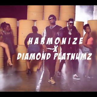 Harmonize Ft Diamond Platnumz - Kwangwaru {DJRobz}Extended