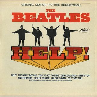 "Beatles Cover From The Movie ""Help"""