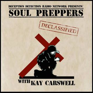 Soul Preppers with Kay Carswell and Special Guest Ruth Almada - Strength in Scars