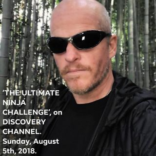 The 'Ultimate Ninja Challenge' on Discovery Channel (Aug 5th)