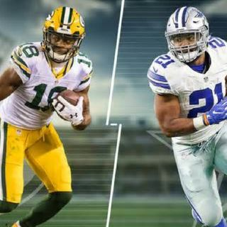 Packers @ Cowboys Playoffs Pt.1