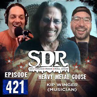 Kip Winger (Musician) - Heavy Metal Goose