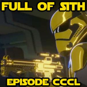 Episode CCCL: The End of the Resistance