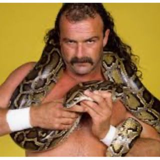 We chat with Jake the Snake and drug addiction