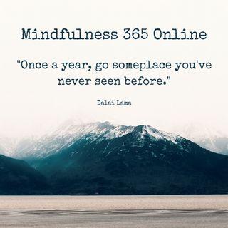 Mindful Walking Practice
