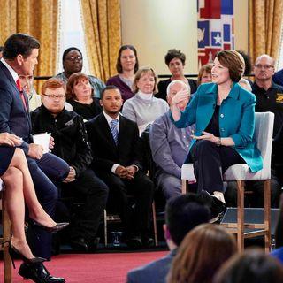 On Fox News, Amy Klobuchar Makes Her Case for Electability