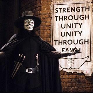 #sgp V per vendetta