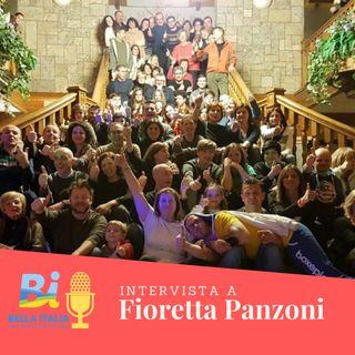 INTERVISTA FIORETTA PANZONI