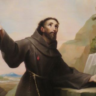 St Francis of Assisi...