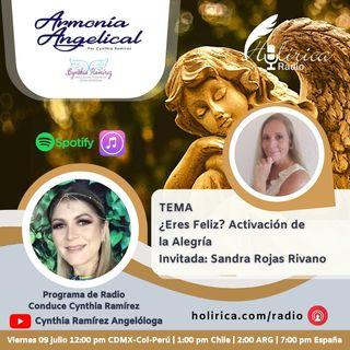 Armonia Angelical - ¿Eres Feliz? Activación de la Alegría
