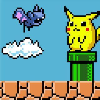 #carpi Un pikachu ha fulminato Nicholas