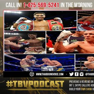 ☎️Shakur Stevenson Could Fight Once🤔❓ Before Unifying vs Josh Warrington🔥
