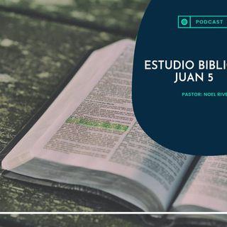 033 Estudio Bíblico Juan 5