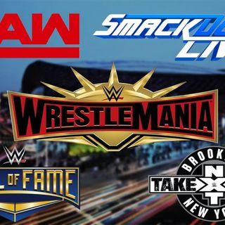 TV Party Tonight: Wrestlemania 35 Weekend