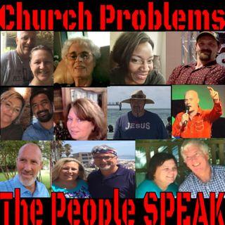 Church Problems -The People Speak
