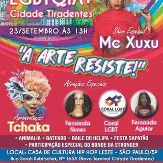 2ª Parada LGBTQIA+ de CidadeTiradentes 23-9