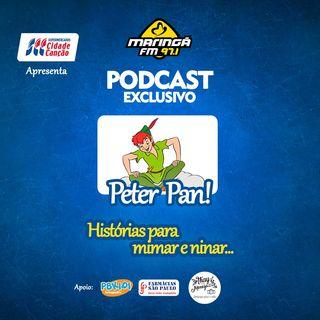 Peter Pan, Histórias para Mimar e Ninar EP012
