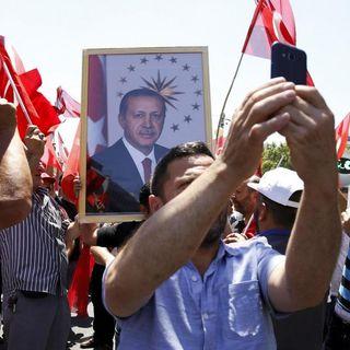 Turchia, il fallito colpo di stato - Manuale d'Europa - RadioRai1 17.7.2016