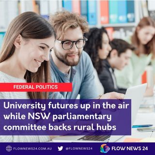 Wayne looks at the future of Higher Education, particularly in regional Australia