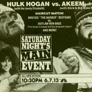 ENTHUSIASTIC REVIEWS #109: WWF Saturday Night Main Event 1-7-1989 Watch-Along