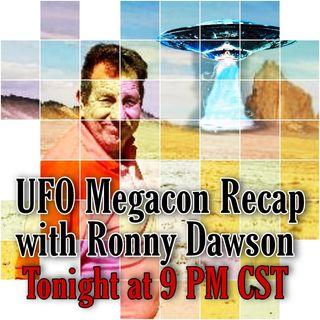 Ronny Dawson Recap of the Nevada UFO Megacon