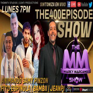 THE400EPISODESHOW | FITO ESPINOLA | BAMBII | JEANPI ANIMANDO SAMY PINZON