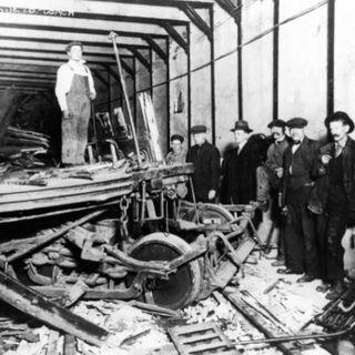 226 - The Brooklyn Train Strike